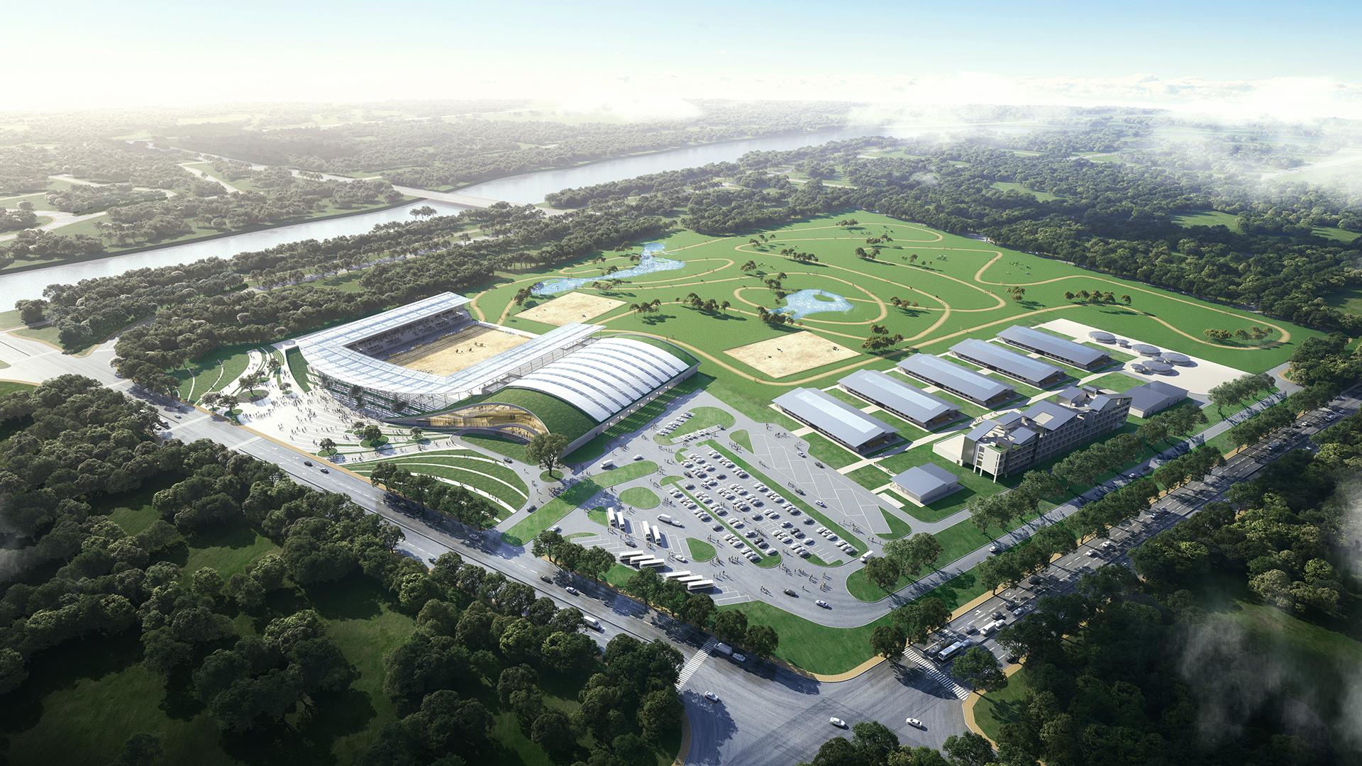 2022年杭州亚运会马术比赛场馆